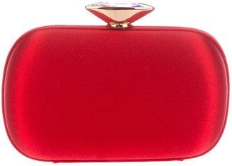 Giuseppe Zanotti Design Box clutch