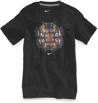 Nike T-Shirt, Boys Speaker Ball Tee