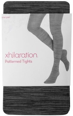 Xhilaration Juniors Fashion Spacedye Tights - Assorted Colors