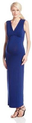 Ripe Maternity Women's Maternity Virtue Maxi Nursing Dress