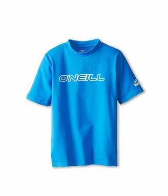 O'Neill Kids Basic Rash Tee (Little Kids/Big Kids)