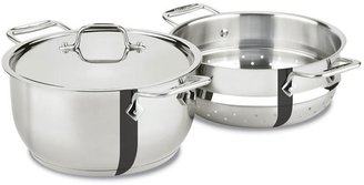 All-Clad 5-qt. Stainless Steel Steamer Set