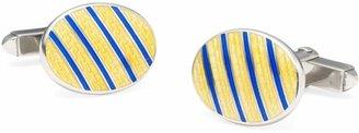 Brooks Brothers Single Stripe Cuff Links