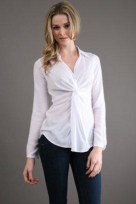 Bailey 44 Vesuvius Shirt in White