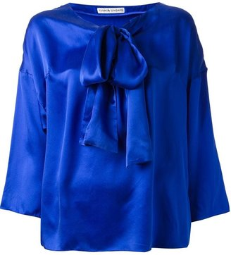 Tsumori Chisato silk satin blouse