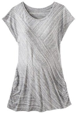 Liz Lange for Target® Maternity Short-Sleeve Tee - Gray