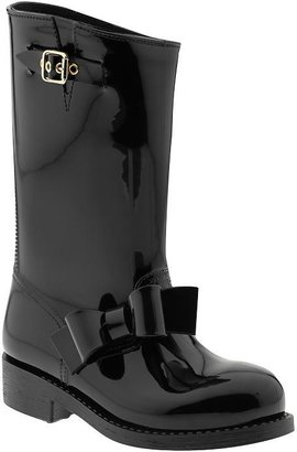 RED Valentino Moto Rainboot