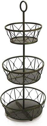 Twos Company Two's Company 3-Tier Decorative Planter Basket - Metal