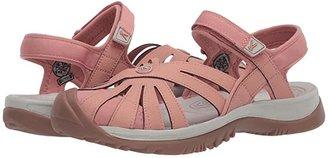 Keen Rose Sandal (Rose Gold) Women's Shoes