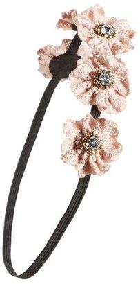 BP Crochet Floral Headband (Juniors)