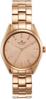 Kate Spade Ladies' Rose-Gold Seaport Watch
