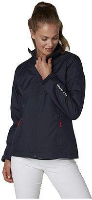 Helly Hansen Crew Midlayer Jacket (Navy 2) Women's Coat