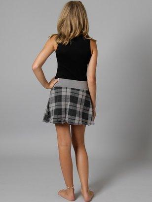 T2 Love Kids - T2Love Pleated Plaid Skirt