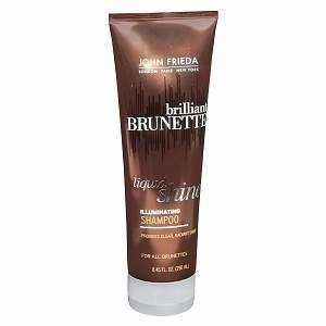 John Frieda Brilliant Brunette Liquid Shine Illuminating Shampoo