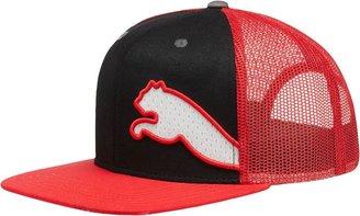 Puma Jersey Mesh Snapback Hat