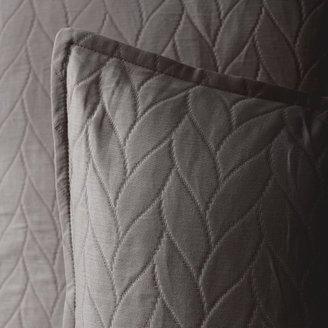 west elm Organic Braided Matelasse Duvet Cover + Shams