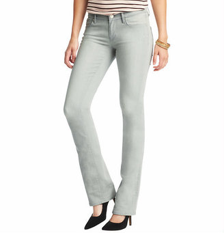 LOFT Petite Modern Sexy Boot Jeans in Storm Grey Wash