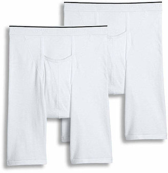 Jockey 2 Pair Pouch Midway Brief - Men's