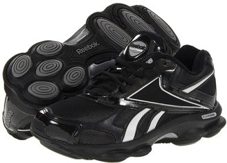 Reebok RunTone Vibe (Black/Pure Silver/Medium Grey) - Footwear
