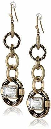 Sam Edelman Stone Multi-Drop Earrings