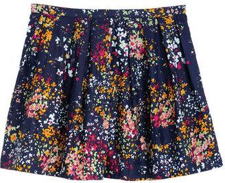 Delia's Nikkita Floral Skirt
