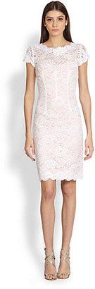 Monique Lhuillier ML Lace Dress
