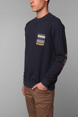 Urban Outfitters Deter Baja Pocket Pullover Sweatshirt