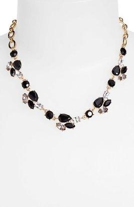 Anne Klein Stone & Link Collar Necklace