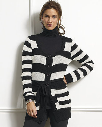 Newport News Belted Cardigan Sweater