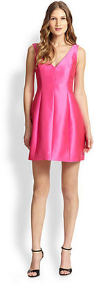 Kate Spade Structured Mini Dress