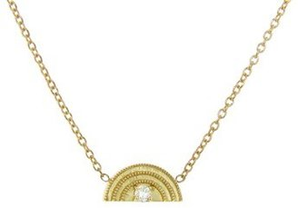 Andrea Fohrman Tiny Rainbow Necklace