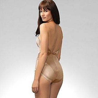 Flexees Easy Up® Strapless Body Briefer