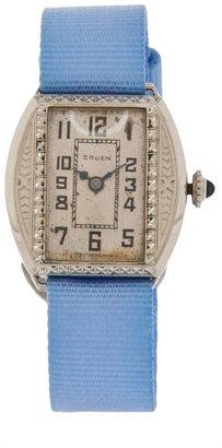 Gruen John Opdycke Vintage watch