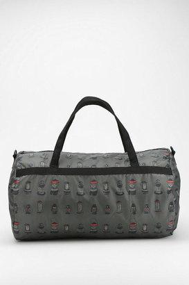 BDG Printed Convertible Duffle Bag