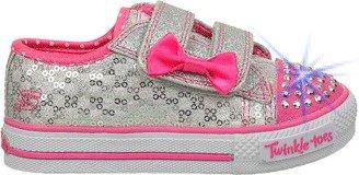 Skechers Kids' Twinkle Toes Sweet Step Sneaker Toddler/Preschool