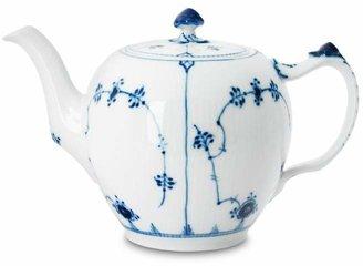 "Royal Copenhagen ""Blue Fluted Plain"" Teapot"