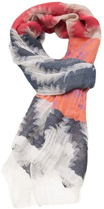 Vivienne Westwood print scarf