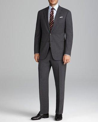 Armani Collezioni Giorgio Suit - Classic Fit $1,895 thestylecure.com