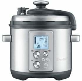 Breville The Fast Slow Pro Multi Pressure Cooker BPR700BSS