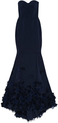 Nina Ricci Preorder Embroidered Radzimir Stretch Gown