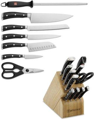 Wusthof Classic Ikon 12-Piece Knife Block Set
