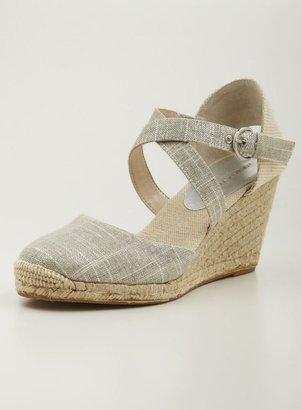 Adrienne Vittadini Brianna High Wedge Sandal