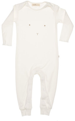 Oeuf Organic Bunny Jumper in White