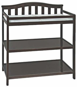Child Craft Arch Top Changing Table - Jamocha