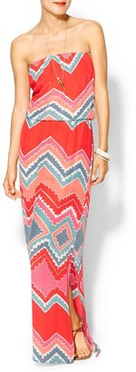 Eight Sixty Rosarita Maxi dress