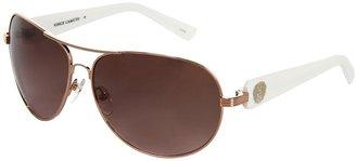 Vince Camuto VC548 (Rose Gold White) - Eyewear