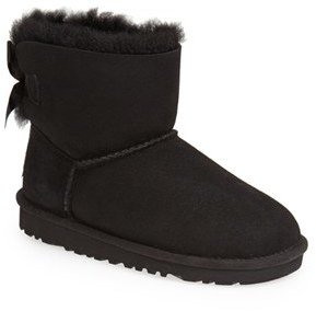 Girl's Ugg 'Mini Bailey Bow' Boot $129.95 thestylecure.com
