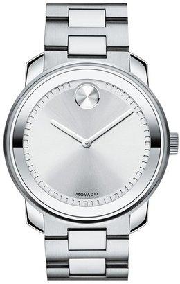 Men's Movado 'Bold' Bracelet Watch, 43Mm $695 thestylecure.com