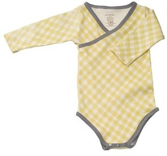 Petunia Pickle Bottom Organic Cotton Long Sleeve Bodysuit (Baby Girls)