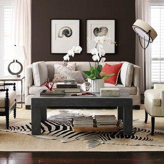 Williams-Sonoma Shagreen Coffee Table